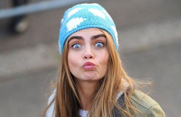 Une actrice, mannequin dont je suis fan !!!