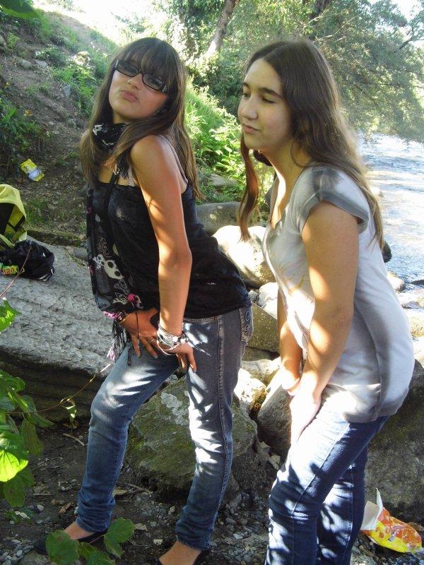 Délires avec Amandine et Julie ^^