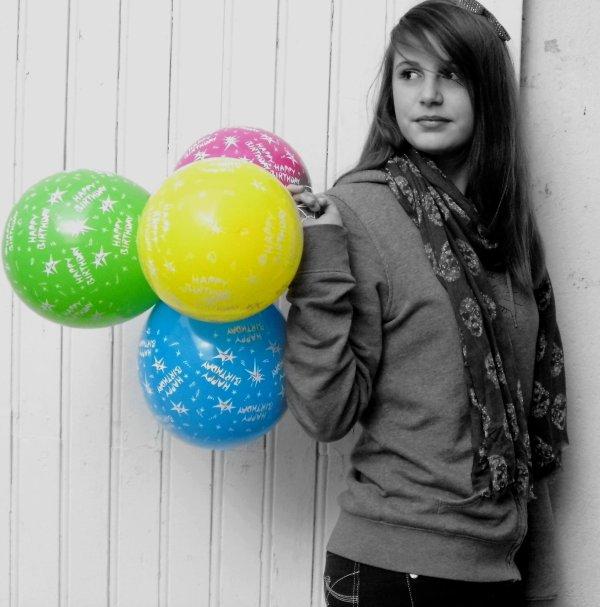 Mes ballons :3 (l)
