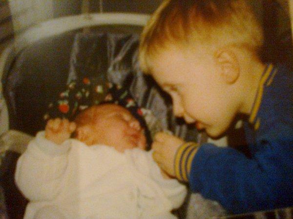 Mon grand frère ♥.