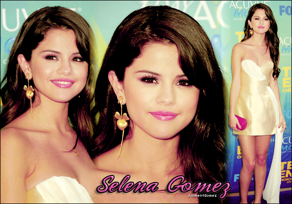 * Bienvenue sur JolimentGomez, ta source d'actualitée sur Selena Gomez.
