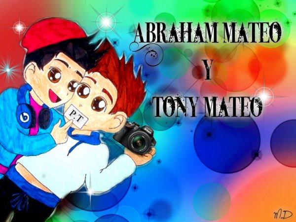 Présentation du personnage : Tony Matéo