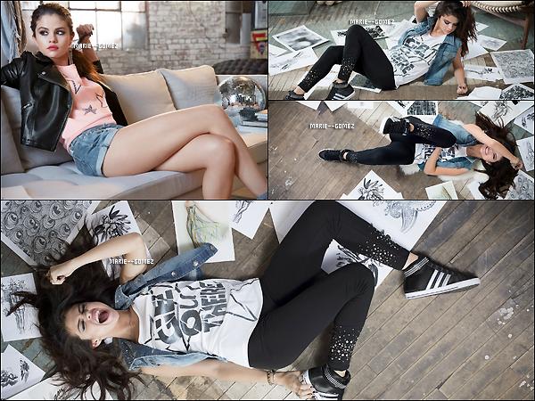Découvrez le nouveau clip de Selena  Gomez pour Neo Adidas  vos avis ? .
