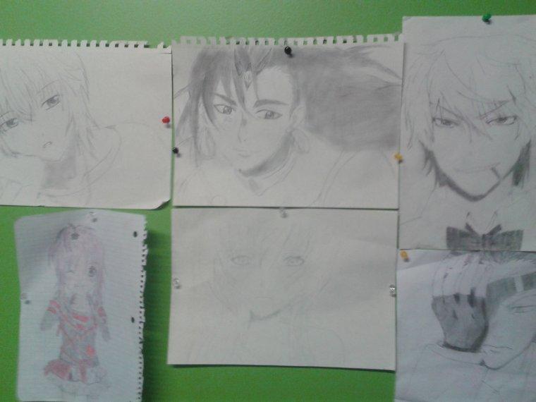 Mon mur à dessin