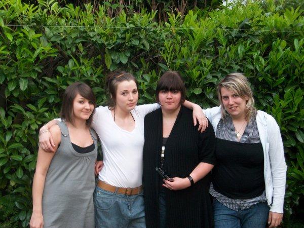 21 Avril 2011 : Première journée bronzette de l'année