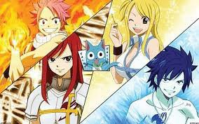 équipe la plus forte de fairy tail