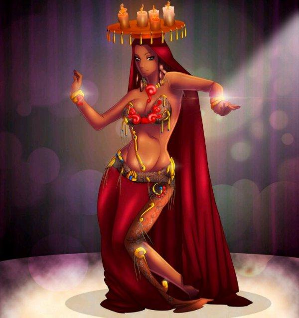 La plus belle des danse