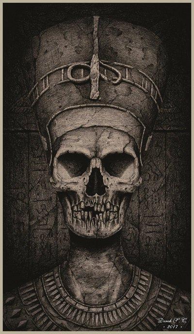 La nécropole des pharaons maudits