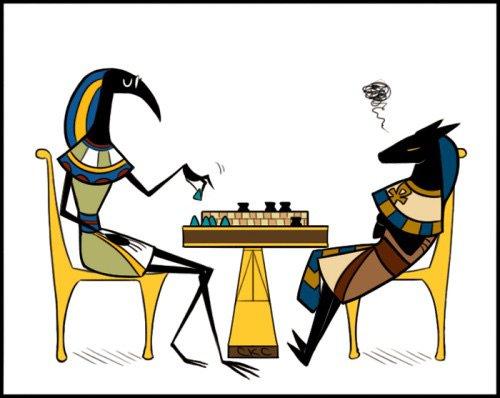 Une petite partie Anubis ??