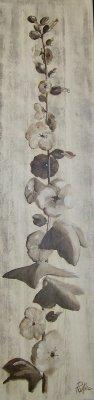 """""""Les roses tremières"""""""