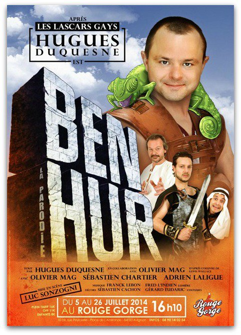 BEN HUR LA PARODIE