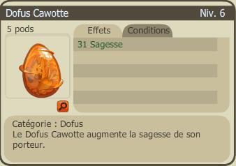 Dofus Cawotte +31