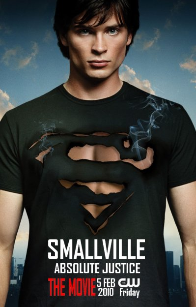 Smallville absolute justice