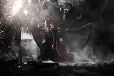 SUPERMAN: MAN OF STEEL - FIRST LOOK