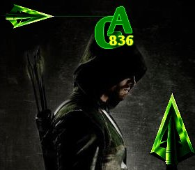 GREENARROW836 - MY NEW BLOG