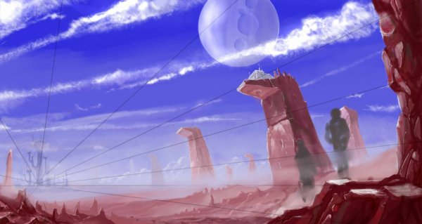 Iria's World (in progress)