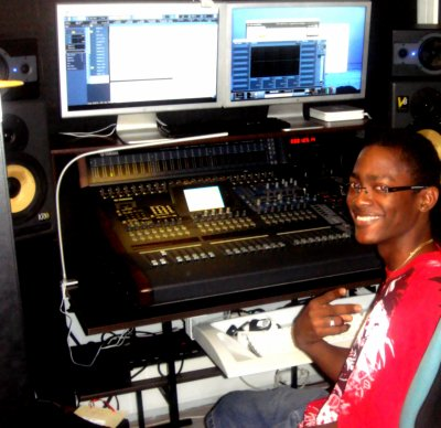 Studio Time !!!
