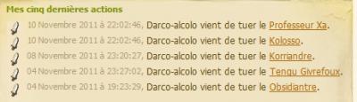 Darco-Team, le Kolosso !