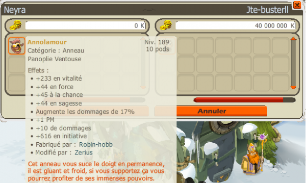 Ocre/ exo pm/ up 100 guilde/ new fami