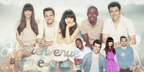 ArtIclE de BiEnvEnUe   ╣NewGirlWorld
