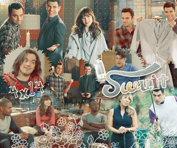 "SaIsOn 4 * EpIsOdE 14 ""SwUiT""╣NewGirlWorld"