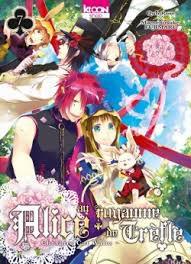 Tous les Tomes de Alice au Royaume de Trèfle