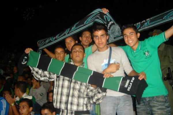 Deplacement FES 2010 RAJA-MAS
