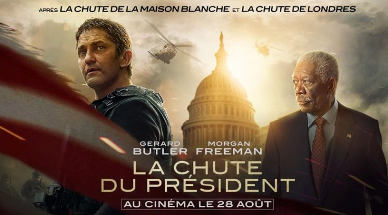 LA CHUTE DU PRESIDENT (2019)