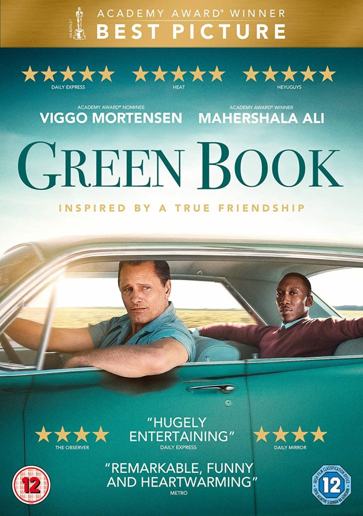 GREEN BOOK : SUR LES ROUTES DU SUD (2018)