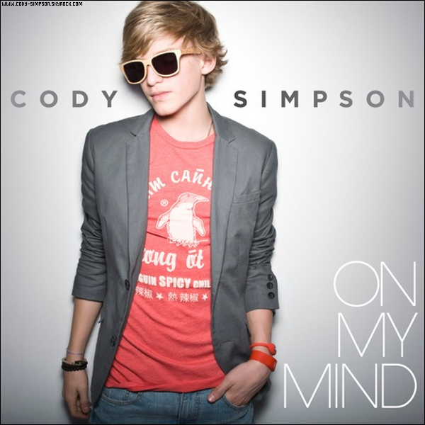 23 avr. Cody nous dévoile son nouveau single « ON MY MIND ».Ecoute le ici.