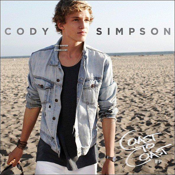 5 août Cody nous annonce sur son site officiel la sortie de son deuxième album « COAST TO COAST ».
