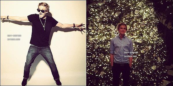 De nouvelles photos récentes de Cody postées sur son compte Instagram.   .