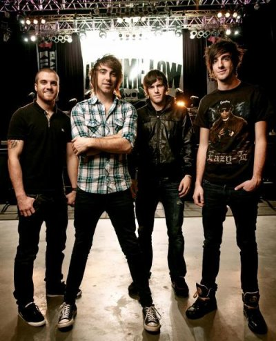 Un groupe All Time Low---><3