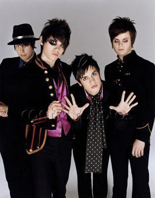 PANIC AT THE DISCO!!!!!!<3