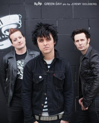 La Bio de Green Day un groupe vraiment Formidable...<3