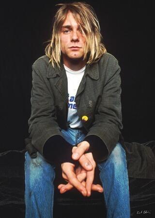 Kurt Cobain...<3