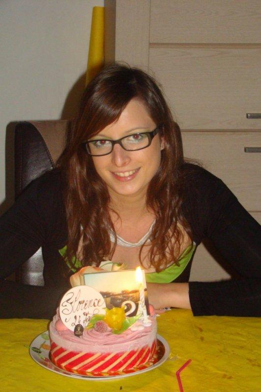 Happy birthay too me :p)
