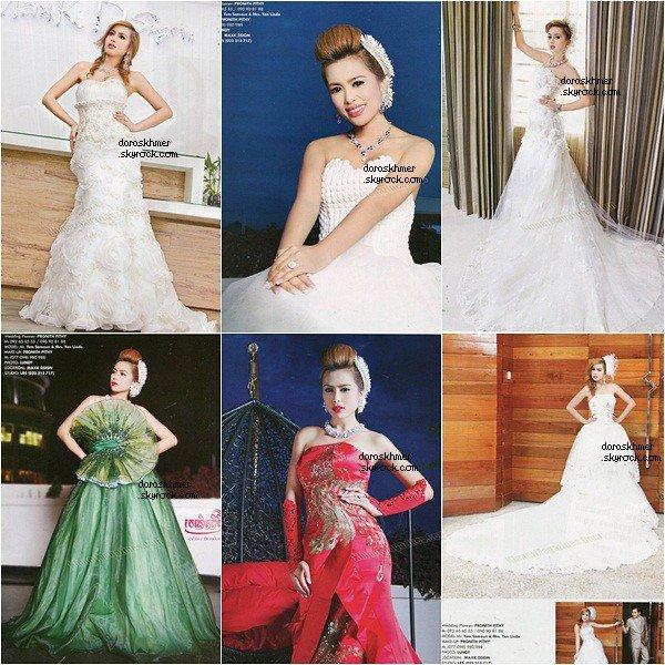 - Découvre les scans du magazine « La Reine » où Le Couple Yem Samoun et Yan Linda  font la couverture du mois de aout  !