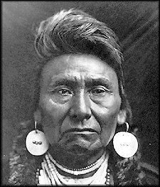Chef Joseph, Nez Percé.