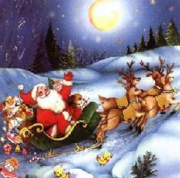 Votre commande du père-Noël