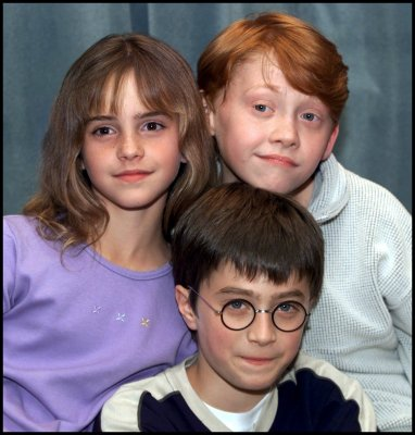 2000 (Premieres/Events) - Harry Potter Casting Lancement [le 23.08]