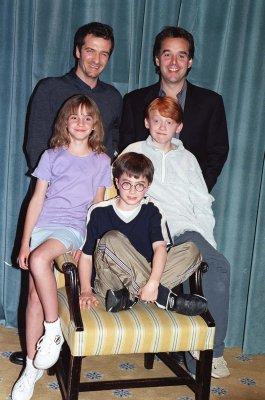 2000 (Premieres/Events) - Harry Potter Casting Lancement [le 23.08]