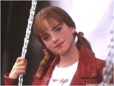 2001 (Shoots) - Emma Watson Shoot
