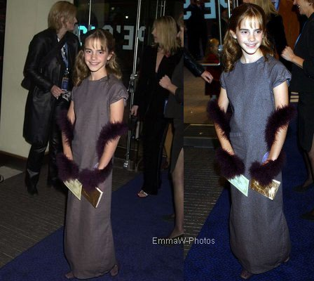 2001 (Premieres/Events) : Harry Potter and the Philosopher Stone UK Premiere (04.11)