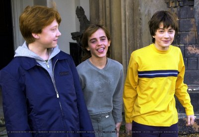 2001 (Premieres/Events) : Harry Potter and the Philosopher's Stone Photocall