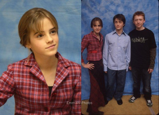 2002 (Premieres/Events) : Harry Potter and the Chamber of Secrets Chicago Press Conference [23.10]