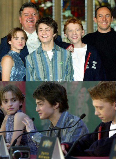 2002 (Premieres/Events) : Harry Potter and the Chamber of Secrets London Press Conference [25.10]