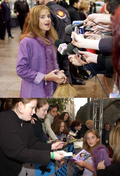 2002 (Premieres/Events) : Harry Potter and the Chamber of Secrets London Premiere [03.11]