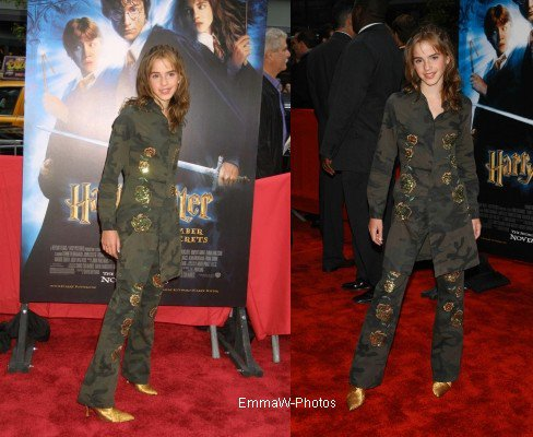 2002 (Premieres/Events) : Harry Potter and the Chamber of Secrets NYC Premiere [10.11]