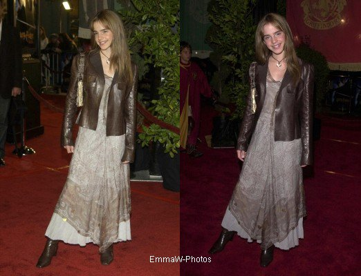 2002 (Premieres/Events) : Harry Potter and the Chamber of Secrets Los Angeles Premiere [14.11]